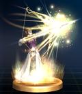 Trofeo de Flecha de Luz (Zelda) SSBB.png