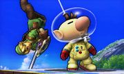 Olimar en la versión de 3DS (SSB. for 3DS).jpg