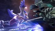Créditos Modo Senda del guerrero Falco SSB4 (Wii U).png