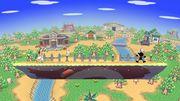 Pueblo Smash (Versión Omega) SSB4 (Wii U).jpg