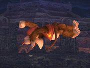 Ataque aéreo delantero Diddy Kong SSBB.jpg