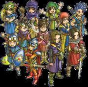 Ilustración Héroe Dragon Quest 30 aniversario.png