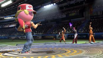 Terry y Kirby en el Estadio de Fatal Fury SSBU.png