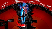 Ataque aéreo hacia abajo de Joker+Arsene (1) Super Smash Bros. Ultimate.jpg