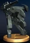 Trofeo de Metal Gear REX SSBB.png