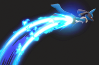 Vista previa de Velocidad extrema en la sección de Técnicas de Super Smash Bros. Ultimate