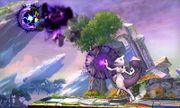 Lanzamiento hacia adelante Mewtwo (3) SSB4 (3DS).JPG