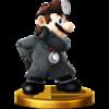 Trofeo de Dr. Mario (alt.) SSB4 (Wii U).png