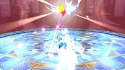 Megaevolución (Lucario) (1) SSB4 (Wii U).png