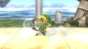 Arco del héroe (Toon Link) SSB4 (Wii U).png