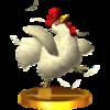 Trofeo de Cuco (objeto) SSB4 (3DS).png