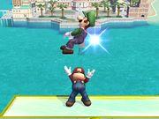 Lanzamiento hacia arriba (2) Mario SSBB.jpg