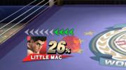 Medidor de daño y de poder de Little Mac SSB4 (Wii U).png