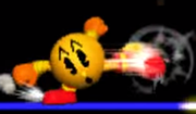 Pac-Man Ataque Fuerte Lateral SSB 3DS.png