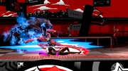 Ataque fuerte hacia abajo de Joker+Arsene (2) Super Smash Bros. Ultimate.jpg