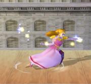 Ataque fuerte lateral de Zelda (1) SSBM.png