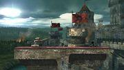 Castillo asediado (Versión Omega) SSB4 (Wii U).jpg