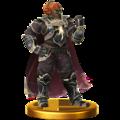 Trofeo de Ganondorf SSB4 (Wii U).png