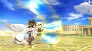 Ataque fuerte lateral Pit SSB4 Wii U.jpg