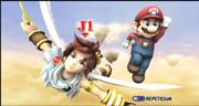 Mario y Pit Reino del Cielo ESE SSBB.png