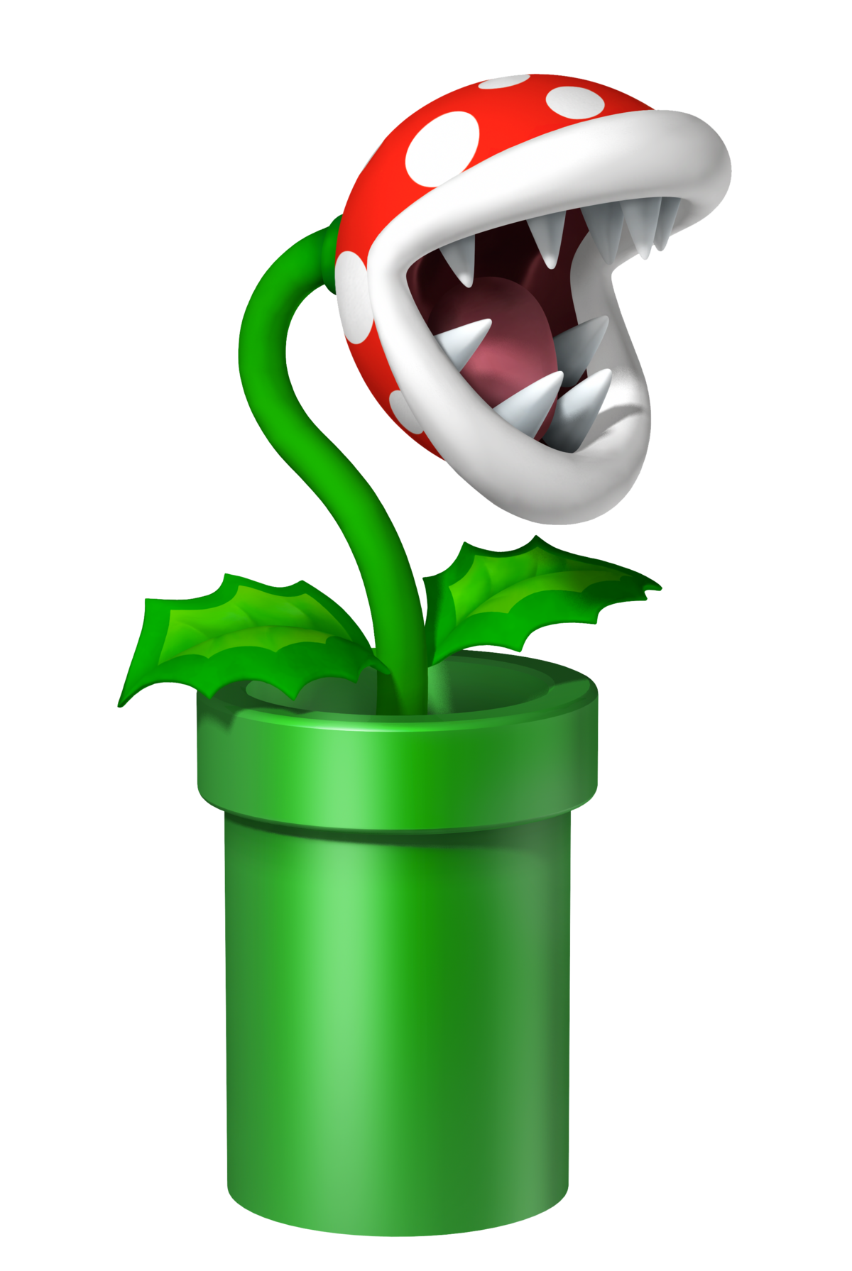 Planta pira a smashpedia - Plante carnivore mario ...