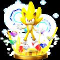 Trofeo de Super Sonic SSB4 (Wii U).png