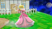 Ataque Smash lateral Peach (1) SSB4 Wii U.jpg