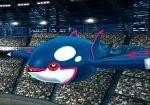 Kyogre en el Estadio Pokémon 2 SSBB.jpg