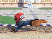 Ataque fuerte lateral hacia adelante Mario SSBB.jpg