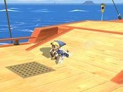 Toon Link bajo los efectos del Champiñón Venenoso SSBB.jpg