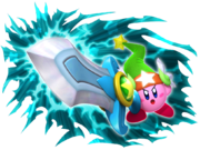 Art Oficial de Gran Espada en Kirby's Return to Dreamland.png