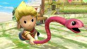 Lucas usando la Cuerda Serpiente SSBU.jpg