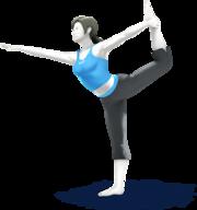 Entrenadora de Wii Fit SSB4.png