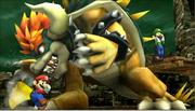 Créditos Modo Senda del guerrero Bowser SSB4 (3DS).png