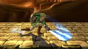 Ataque fuerte inferior de Link SSB4 (Wii U).png
