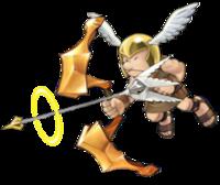 Artwork de Icario arquero en Kid Icarus Uprising.png