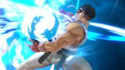 Ryu usando Shinku Hadoken SSBU.jpg