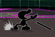Ataque fuerte hacia abajo Mr. Game & Watch SSBM.png