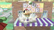 Ataque Smash hacia arriba Ness (2) SSB4 (Wii U).JPG