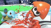 Inkling y Squirtle en Estadio Pokémon 2 SSBU.jpg