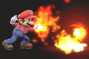 Bola de fuego (Mario) (Seccion Tecnicas) SSBU.png