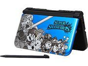 Nintendo 3DS XL azul especial de Super Smash Bros..jpg