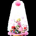 Trofeo de Flor de melocotón SSB4 (Wii U).png