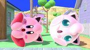 Kirby y Jigglypuff en Onett SSBU.jpg