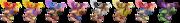 Paleta de colores Banjo y Kazooie SSBU.png