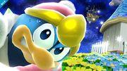 Rey Dedede con una paleta de color rosa SSB4 (Wii U).jpg