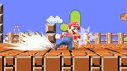 Ataque de recuperación de cara al suelo de Mario (1) SSBU.jpg