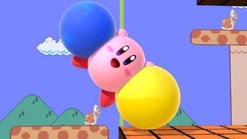 Kirby imitando a un dango (2) SSBU.png