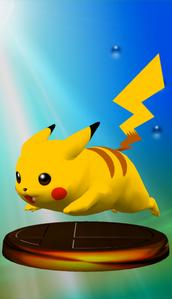 Trofeo de Pikachu (Smash 1) SSBM.png