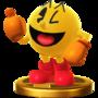 Trofeo de PAC-MAN SSB4 (Wii U).png